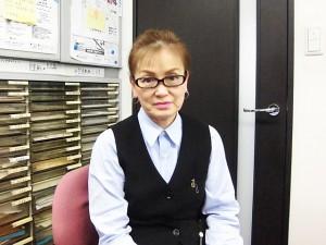 【経理】眞鍋 美弥子